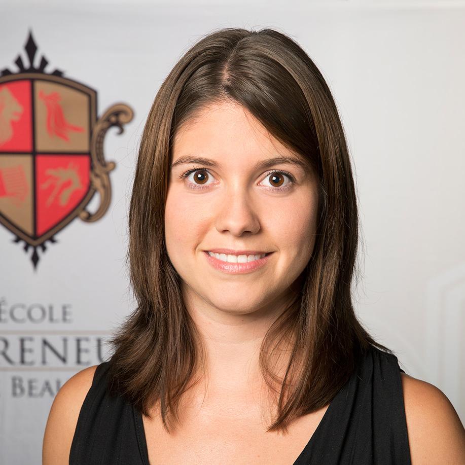 Photo de profil de Lyssa Dion-Dicaire