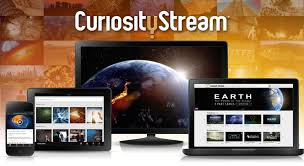 CuriosityStream OTT and Connected TV advertising