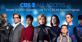 CBS All Access OTT and Connected TV advertising