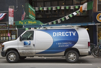 DirecTV OTT and Connected TV advertising